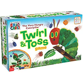 The Very Hungry Catepillar Twirl & Toss Game