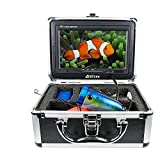 """Best unknown Underwater Camera For Fishings - Professional Fish Finder Underwater Fishing Video Camera 7"""" Review"""