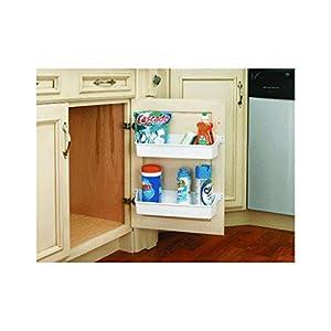 Amazon.com: Rev-A-Shelf Door Storage Cabinet Organizer Tray Set ...