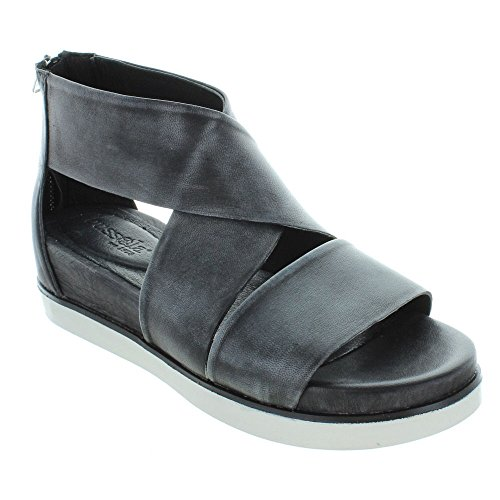 BUSSOLA Potsdam Peggy Shoe Washed Nappa Black Size: 36 price tips cheap
