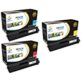 Catch Supplies Replacement TN331 Toner Cartridge 3 Pack Color Set for the Brother TN-331 series|1 TN331C, 1 TN331M, 1 TN331Y| compatible with the Brother HL-L8250, HL-L8350, MFC-L8600, MFC-L8850