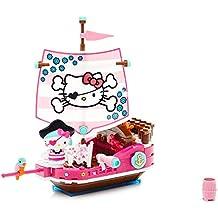 Mega Bloks Hello Kitty Pirate Cove Building Kit