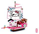 Mega Bloks Hello Kitty Pirate Cove Building Kit