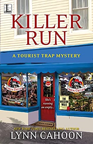 book cover of Killer Run