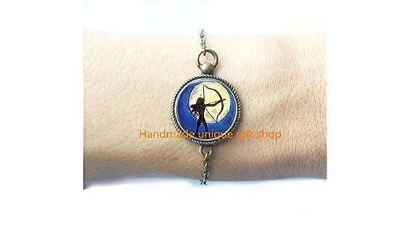 Modern Fashion Bracelet,Beautiful Bracelet Water Color Jewelry-RC267 Archery Bracelet Art Bracelets