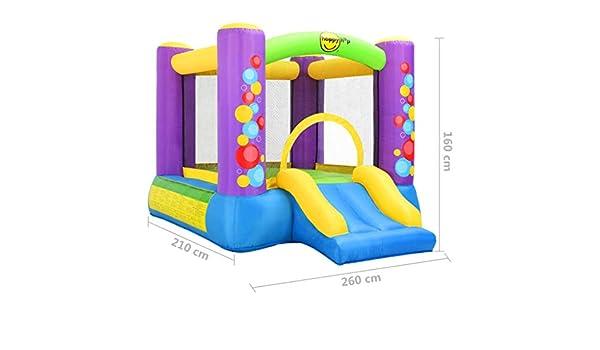 Tidyard Castillo Hinchable para Niños Castillo Hinchable con ...