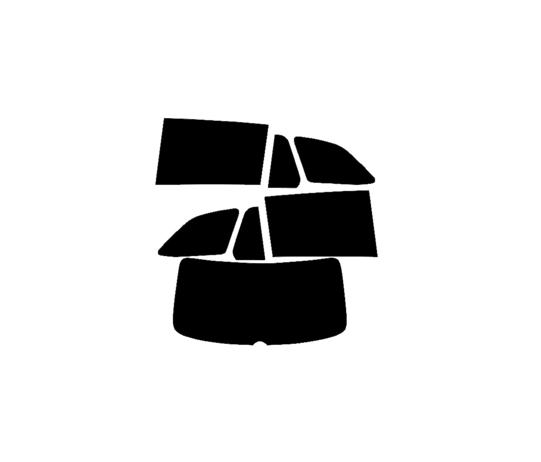 PSSC Pre Cut Car Window Tint Films for Superb Kombi 2015-Current Rear Windows 20/%