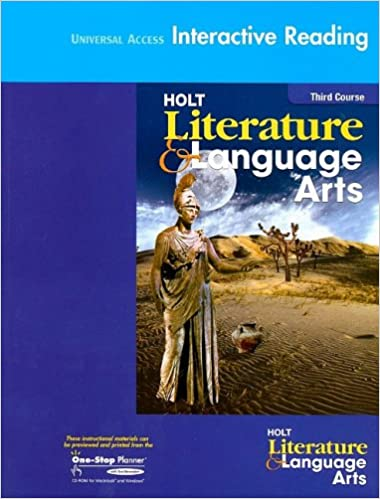 Buy Literature And Language Arts Grade 9 Universal Access