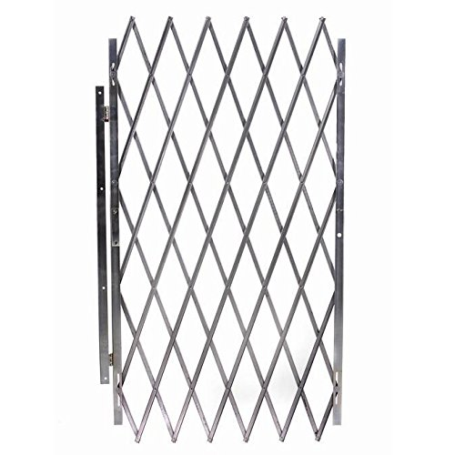 Folding Door Gate, 48'' W x 31'' H by Illinois Engineered Products