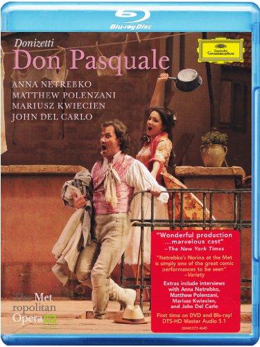 Donizetti: Don Pasquale [Blu-ray]