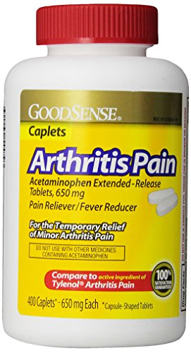 GoodSense Arthritis Acetaminophen Extended Release Tablets product image