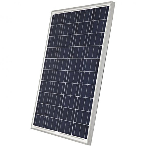 Solarpanel Polykristallin 80W 12V