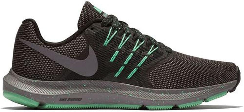 Nike Women s Run Swift SE Running Shoe Black Gunsmoke Green Glow Size 8.5 M US