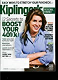 img - for Kiplinger's Personal Finance Magazine Volume 64, No. 10 October 2010 (Cover) Stephanie Banister Revamped Her Company's 401(k) Plan // 12 Secrets to Boost Your 401(k) Double Your Nest Egg book / textbook / text book