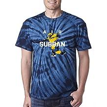 "The Silo NAVY TIE-DYE Nashville P.K. ""Air Subban"" T-Shirt"
