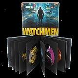 Watchmen Singles Box Set 7 inch Vinyl Tyler Bates