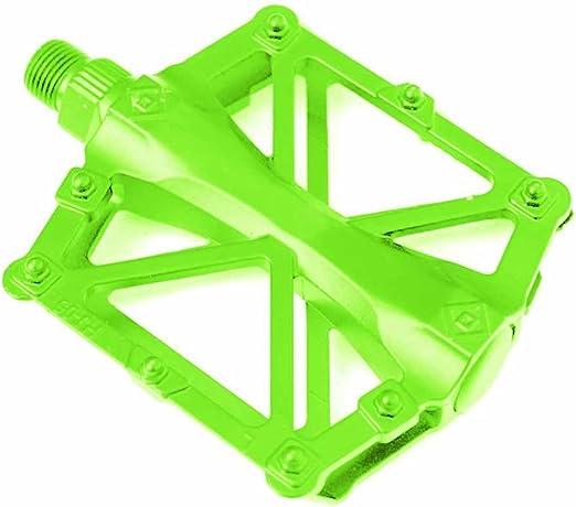 YILONG Bicicleta de aleación de Aluminio Plana Plataforma Pedales ...