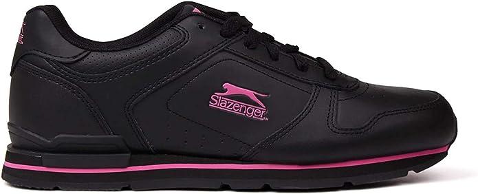 Slazenger Damen Classic Low Top Sneaker Trainingsschuhe