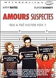 """Afficher """"Amours suspectes"""""""