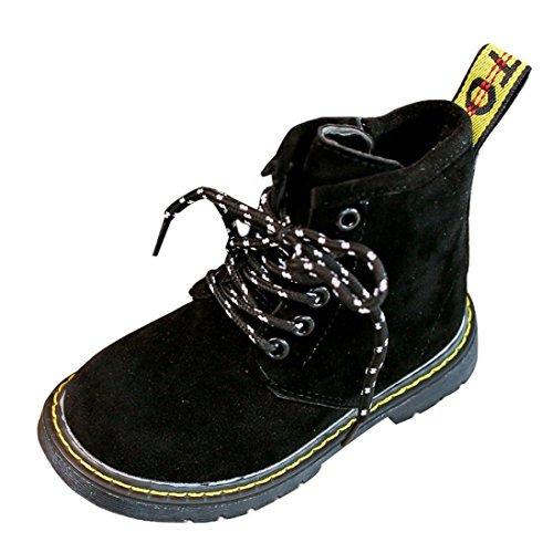 Kinder Winter Kinder Mode Stiefel Boots Mädchen Schuhe Schwarz Martin Schuhe Boots Snow Warm Stiefel Huhu833 Jungen Casual x0vn5dq0w