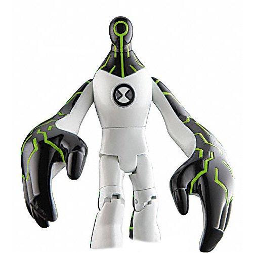 Ben 10 (Ten) 4 Inch Alien Collectible Action Figure Upgrade