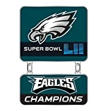 Philadelphia Eagles Super Bowl LII Champions Dangler Pin