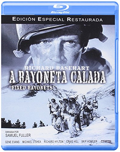 A Bayoneta Calada BD 1951 Fixed Bayonets! [Blu-ray]
