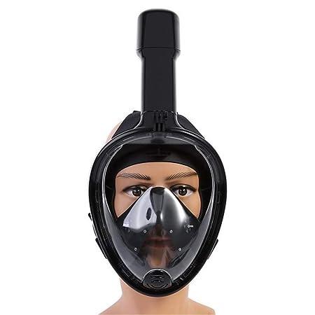 maschera facciale sub