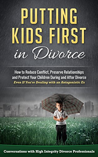 Amazon Putting Kids First In Divorce How To Reduce Conflict