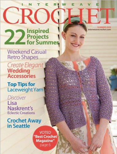 Interweave Crochet Amazoncom Magazines