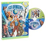 Eco Rangers DVD Animal Kingdom Learning Game