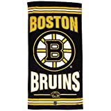 NHL mens Fiber Reactive Beach Towel