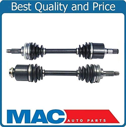 100/% Brand New Left /& Right Cv Shaft Axles Fits For Mazda 626 2.5L 1993-2002