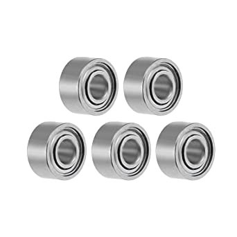 10 ABEC-3 Chrome Steel Ball Bearings Metal Shields 8x14x4 MR148 ZZ