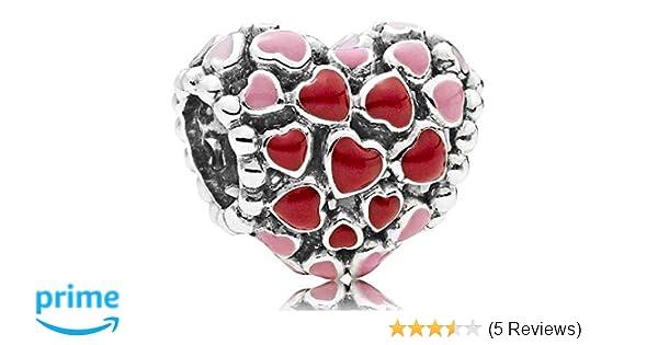 02ba594bde3cf Pandora Burst of Love Multicolored Charm 796557ENMX