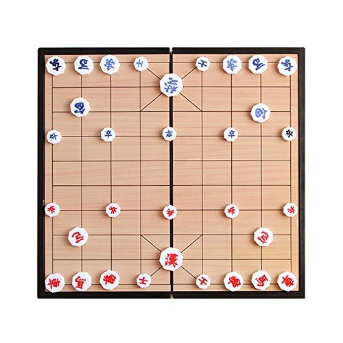 Korean Oriental Chess Janggi Game Set, Folding Magnetic Board Game