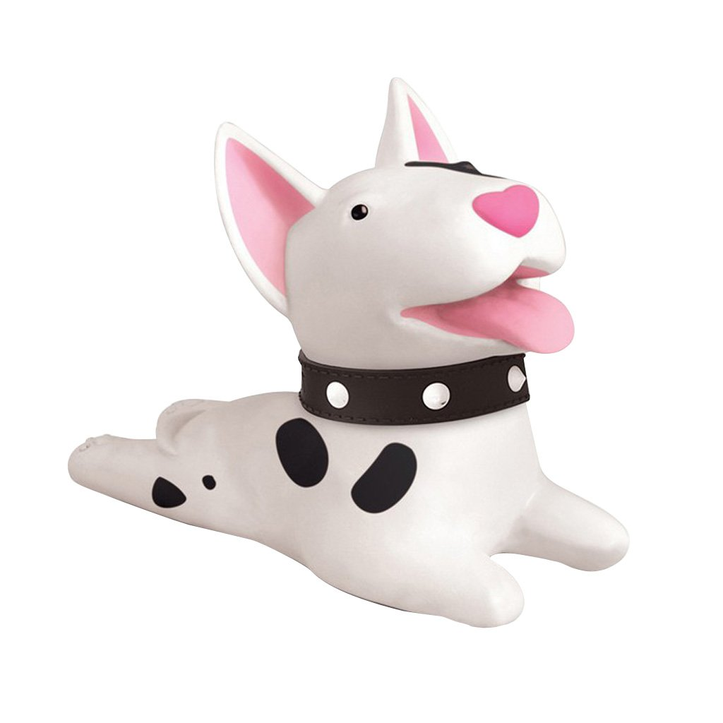 MagiDeal Cute Cartoon Animals Door Stopper Holder PVC Safety Baby Home Figures Toy - #1