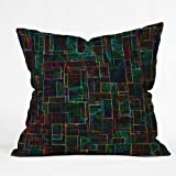 DENY Designs Jacqueline Maldonado Matrix Throw Pillow Picture