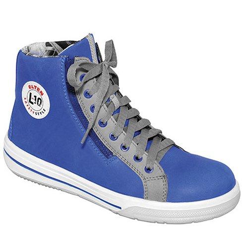 Elten 761021-45 - Formato 45 calzatura di sicurezza azur metà esd s3 - multicolore
