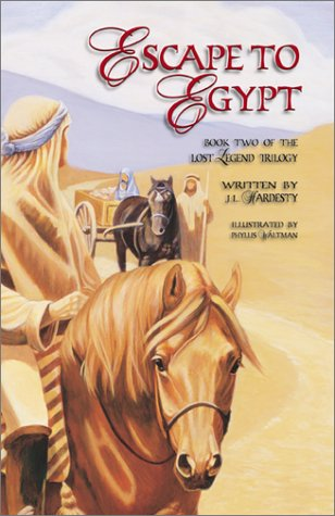 Read Online Escape to Egypt (Lost Legend Trilogy) pdf epub