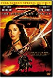 The Legend of Zorro (Full Screen Special Edition) (Bilingual)