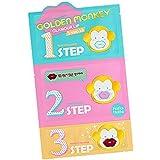 [Holika Holika] Golden Monkey Glamour Lip 3-Step Kit 1 pack