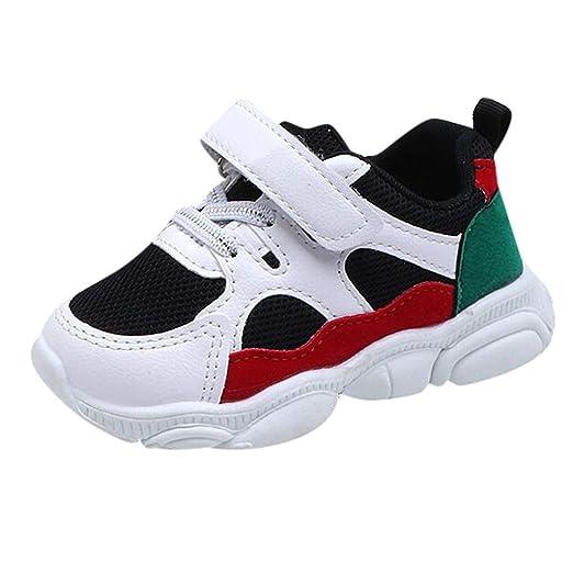 966f111b72a87 Amazon.com: Cute Mesh Sneakers Sport Running Shoes Little Kids ...