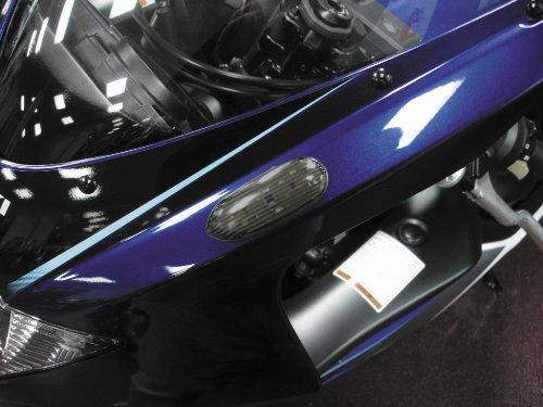 Hotbodies Racing SMK FLUSH MT TURNSIG - GSXR'S Turn Signals GSXR600/750 2006-2010, GSXR1000 05-10 - (Gsxr1000 2005 2006 Hot Bodies)