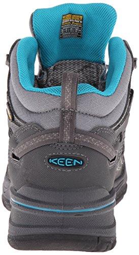 KEEN Logan Mid WP W Calzado para senderismo magnet/capri