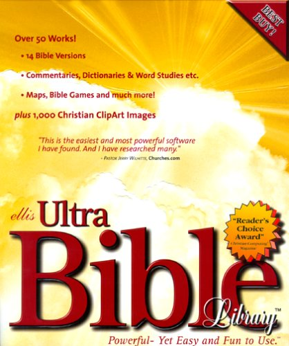 Ultra Bible Library 6.0