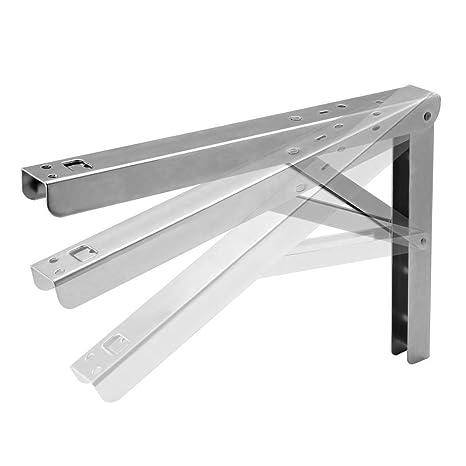 amazon com folding shelf bracket 16 sold each home improvement rh amazon com
