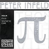 Thomastik Peter Infeld 4/4 Violin Strings Set with Platinum...