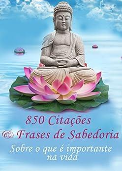 850 Citações e Frases de Sabedoria - Sobre o que é importante na