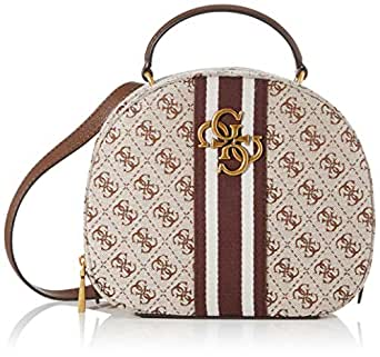 Guess Viola Backpack Women's 24Cm Brown